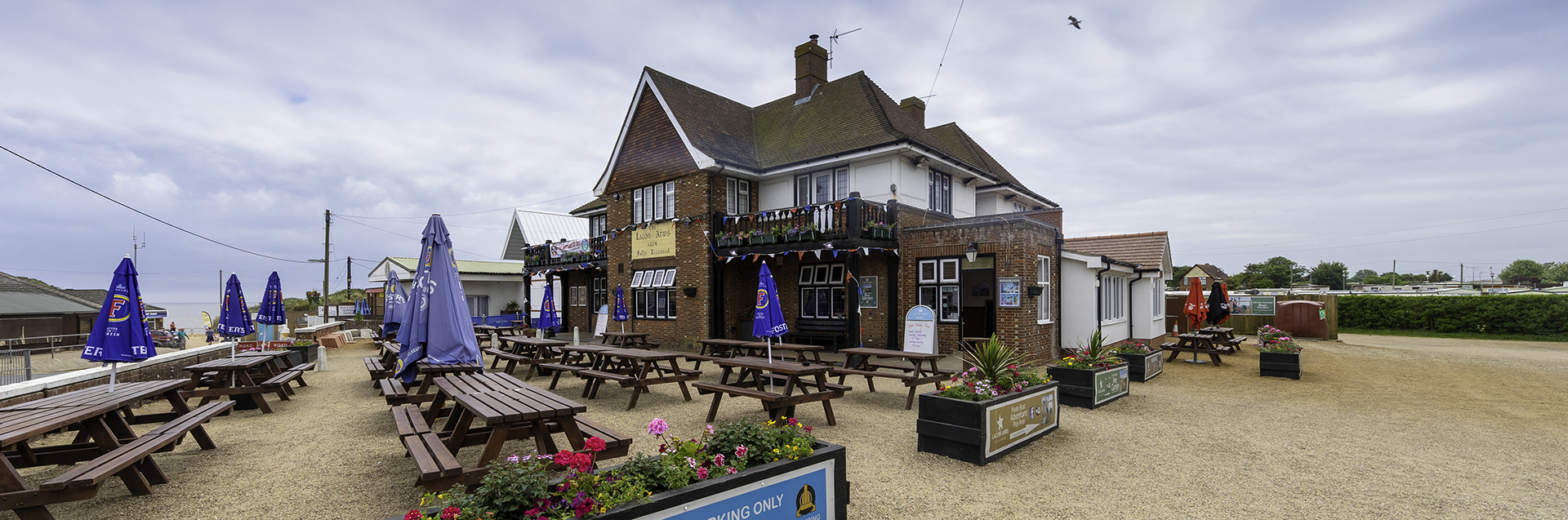 Lacon Arms Reopens